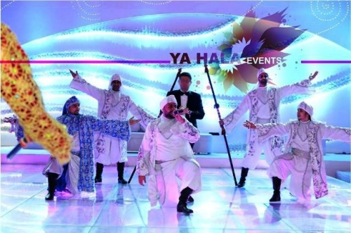 La Cigale Hotel Party Created By  Posted By Ya Hala Events