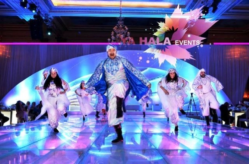 La Cigale Dance Show Created By  Posted By Ya Hala Events