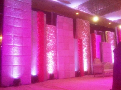 Sound And Light System Created By  Posted By Ya Hala Events
