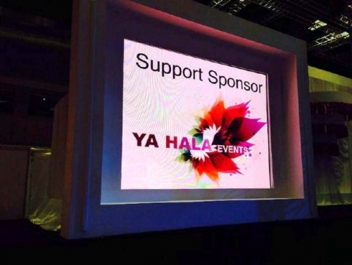 Support Sponsor Created By  Posted By Ya Hala Events