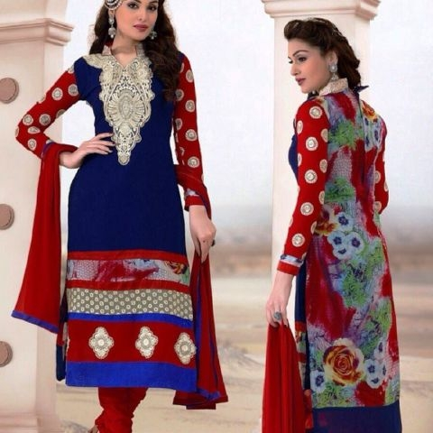 Qatar Salwar Created By Zainab Posted By Elegance Jewllery
