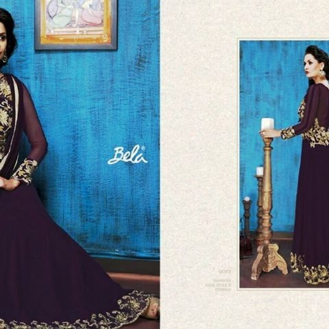 Doha Salwar Created By Zainab Posted By Elegance Jewllery