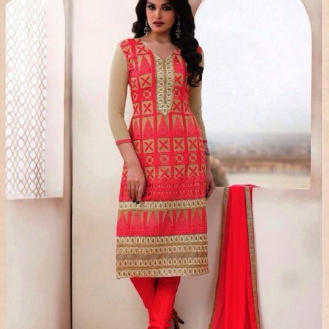Unique Salwar Created By Zainab Posted By Elegance Jewllery