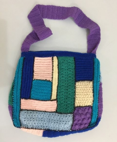 Thread Knitted Bags Created By Khairiyah Posted By Maher & Valentino