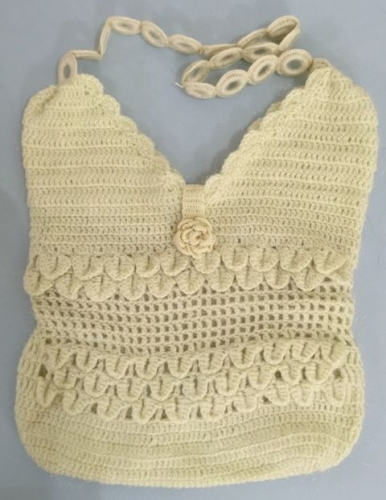 Hand Knitted Bag Created By Khairiyah Posted By Maher & Valentino