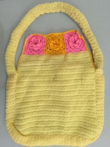 Yarn Bag Created By Khairiyah Posted By Maher & Valentino
