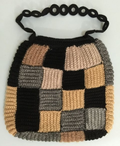 Crochet Bag Created By Khairiyah Posted By Maher & Valentino