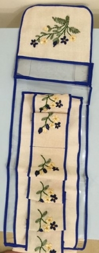 Cross Stitch Holder Created By Khairiyah Posted By Maher & Valentino