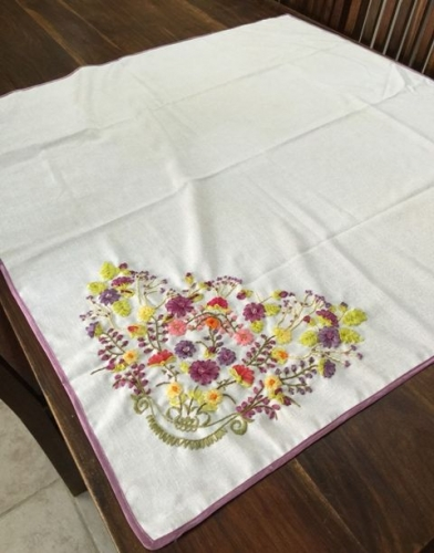 Cross Stitch Cover Created By Khairiyah Posted By Maher & Valentino