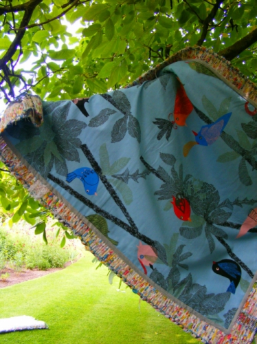 """Birds. 5ft.10"""" x 3ft.6"""". Created By rugazzled@hotmail.co.uk Posted By Rugazzled"""