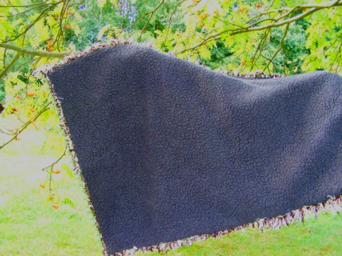 """Black Sheep. 5ft.5""""x 3ft.6"""". Created By rugazzled@hotmail.co.uk Posted By Rugazzled"""