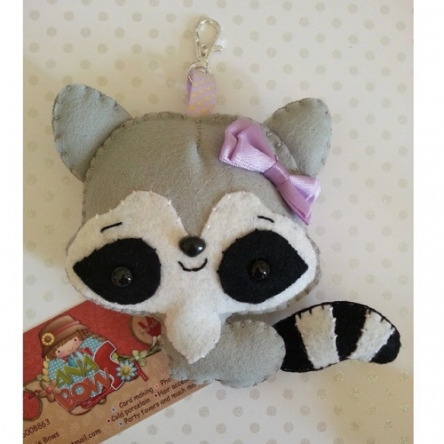 Scented keychain Created By Ana's Bows Posted By Ana's Bows