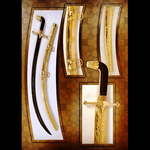 Oriental Swords Created By Gheith Posted By Khalifa Alkuwari