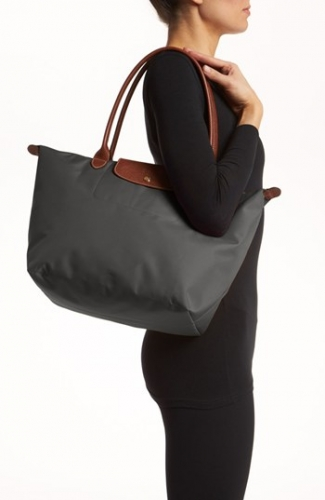 ... Longchamp Le Pliage Shopping bag L \u2013 Pink Created By Longchamp Posted  By Love2shop4less ...