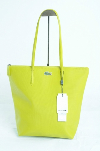 Lacoste L 12 Concept Medium Tote Bag Le Green Created By Posted