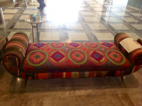 Bergere Cleopatra Lounge Chair Created By Turquoise Gallery Posted By Maher  U0026 Valentino