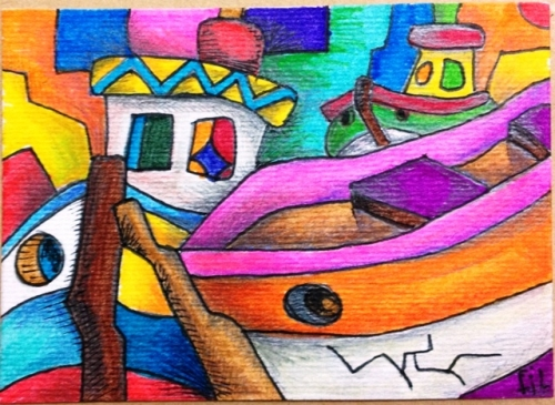 3 Boats Created By Fil Posted By Maher & Valentino