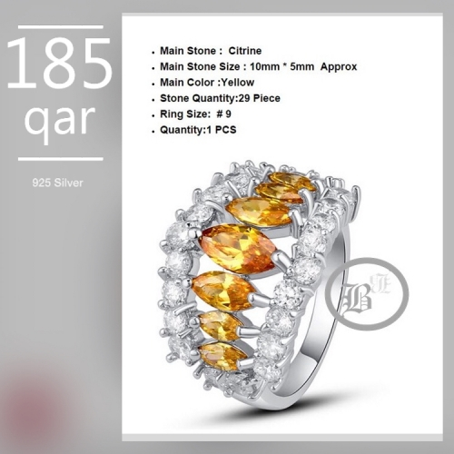 925 Silver Ring12 Created By  Posted By Bbqatar Kollections