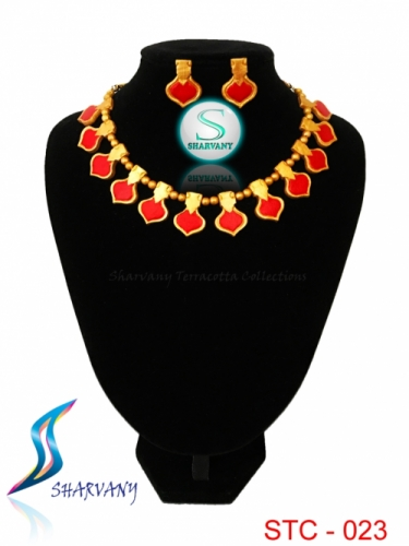 Palakka Mala Created By Sharvany Posted By Sharvany Terracotta Collections