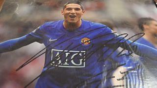 Kiko Macheda Signed Picture Created By NA Posted By Derek Lyon