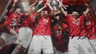 Rio Ferdinand and Ryan Giggs Signed Picture Created By NA Posted By Derek Lyon
