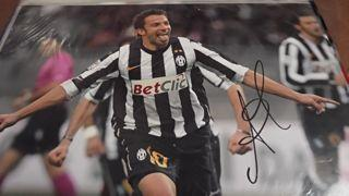 Alessandro Del Piero Signed Picture Created By NA Posted By Derek Lyon