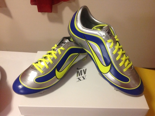 Nike Mercurial Vapor MV XV R9 Limited Edition Created By Nike Posted By Derek Lyon