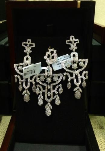 Diamond Earrings Created By Paris Jewellery Posted By Paris Jewelry