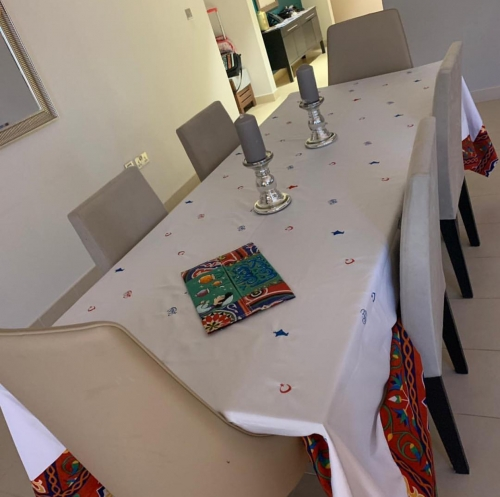 Table Cloth Created By  Posted By Cosy Corner