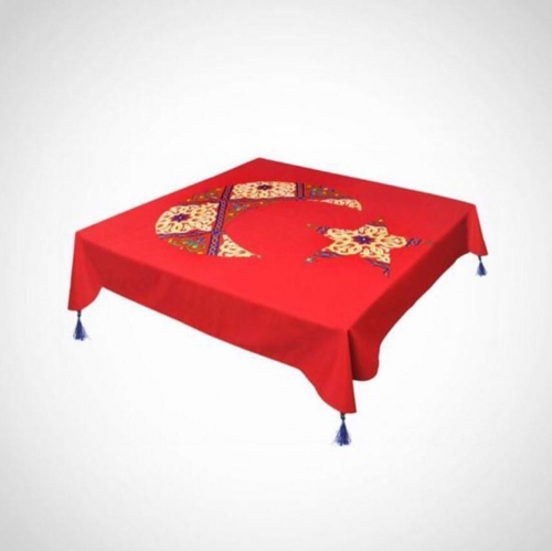 Khayameya Table Cloths Created By  Posted By Cosy Corner