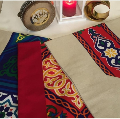 Traditional Khayameya Table Cloth Created By  Posted By Cosy Corner