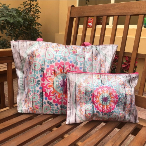 Beach Bags And Pouches Created By  Posted By Cosy Corner