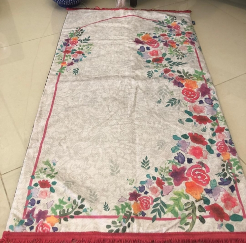 Praying Mat Created By  Posted By Cosy Corner