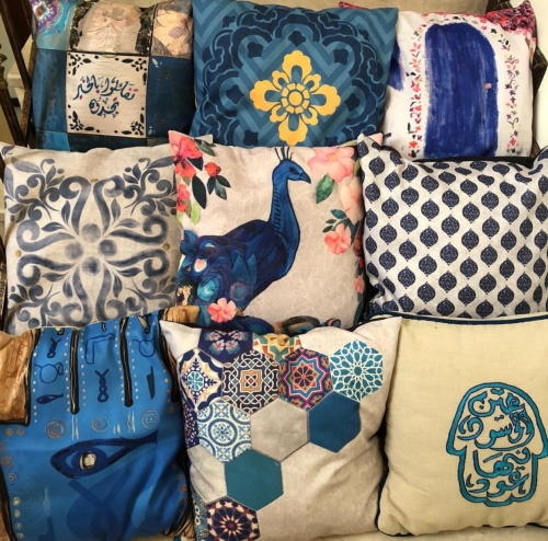 Indoor Cushions Created By  Posted By Cosy Corner