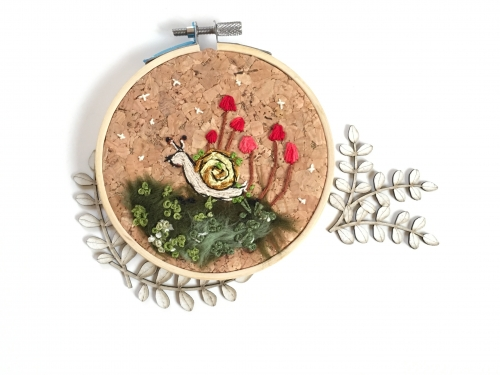 Embroidery Frame Created By Jspcraftland Posted By Janiththri Perera