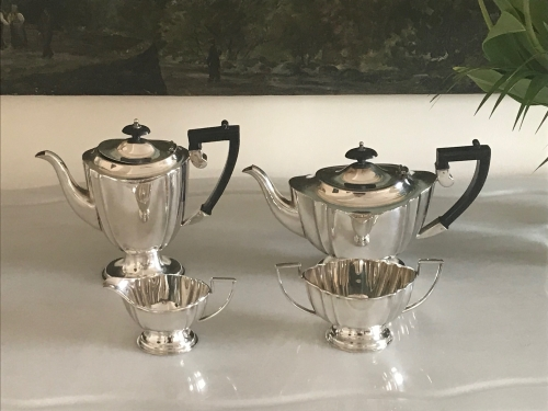Antique Tea & Coffee Set Created By  Posted By Filipo & Teo