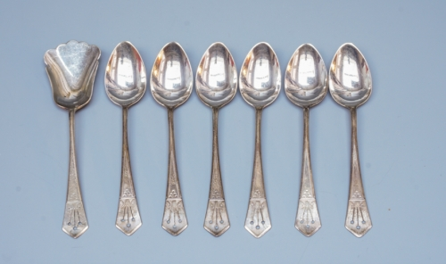 Antique sugar scoops Created By  Posted By Filipo & Teo