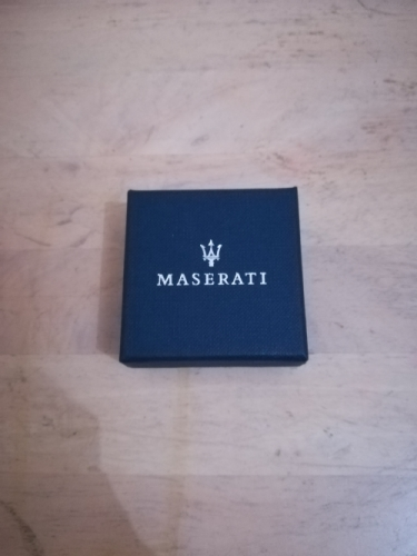 Official Maserati pin badge Created By Maserati Posted By Taku
