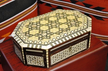 Camel Bone Boxes Created By Rodhat Al Fars Posted By Souvenir