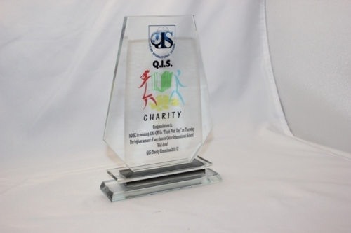 QIS Charity Created By Eyad Posted By Souvenir