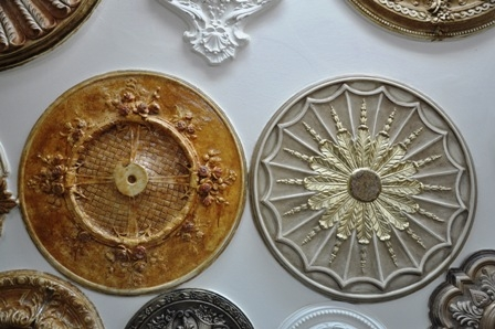 Ceiling Rose Created By Al=Saudi Decor Center Posted By Al-Saudi Decor Center