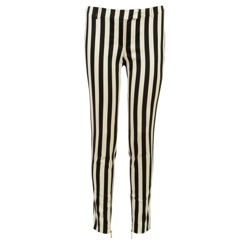 Striped skinny pants Created By Perspective Posted By M Boutique