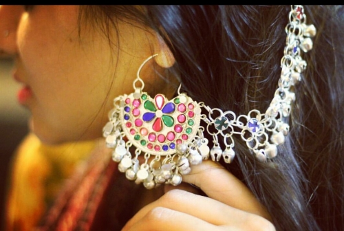 Afghan Jewellery Created By  Posted By Farah Naz