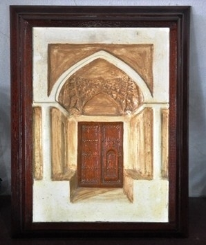 Gypsum Model Created By Yehia Posted By Al Noof Masterpieces & Gifts