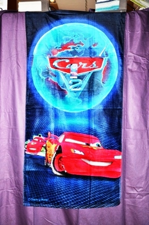 Cars Towels Created By Rankoussi Posted By Rankoussi