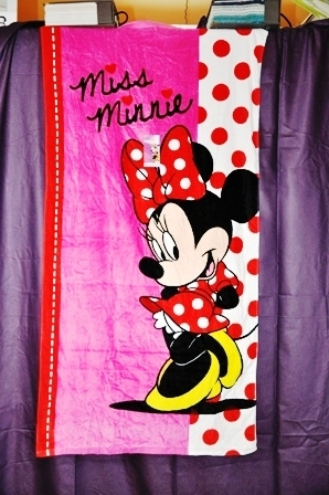 Miss Minnie Towels Created By Rankoussi Posted By Rankoussi