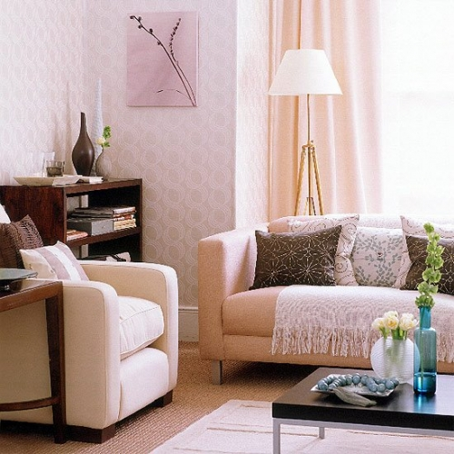 Calming Pink Wallpaper Created By Rankoussi Posted By Rankoussi