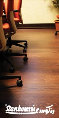Smooth Brown Wooden Flooring Created By Rankoussi Posted By Rankoussi