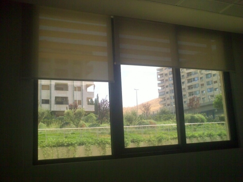 Beige Blinds Created By Rankoussi Posted By Rankoussi