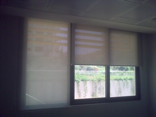 White Blinds Created By Rankoussi Posted By Rankoussi